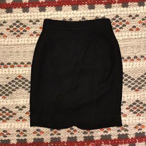 Derek Lam Wool Pencil Skirt 2